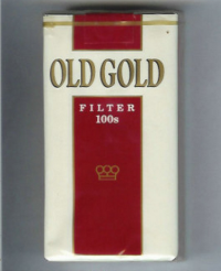 Old Gold Filter 100s soft box cigarettes 10 cartons