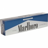 Marlboro 72's Blue Pack box cigarettes 10 cartons