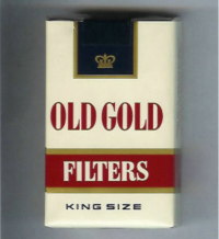 Old Gold Filter King Size soft box cigarettes 10 cartons