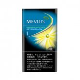 MEVIUS PREMIUM MENTHOL OPTION YELLOW 1 100s BOX 10 cartons