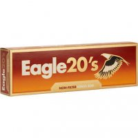 Eagle 20's Non-Filter Box Cigarettes 10 cartons