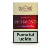 Richmond Cherry Gold Cigarettes 10 cartons