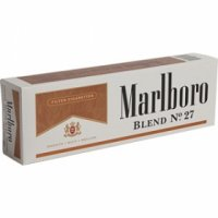 Marlboro Blend No. 27 King box cigarettes 10 cartons
