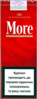 More Red 120s Soft Pack Cigarettes 10 cartons