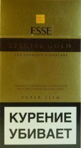 Esse Special Gold cigarettes 10 cartons
