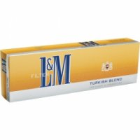 L&M Turkish Blend cigarettes 10 cartons