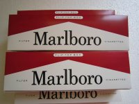 Marlboro Red Regular Cigarettes (40 Cartons)