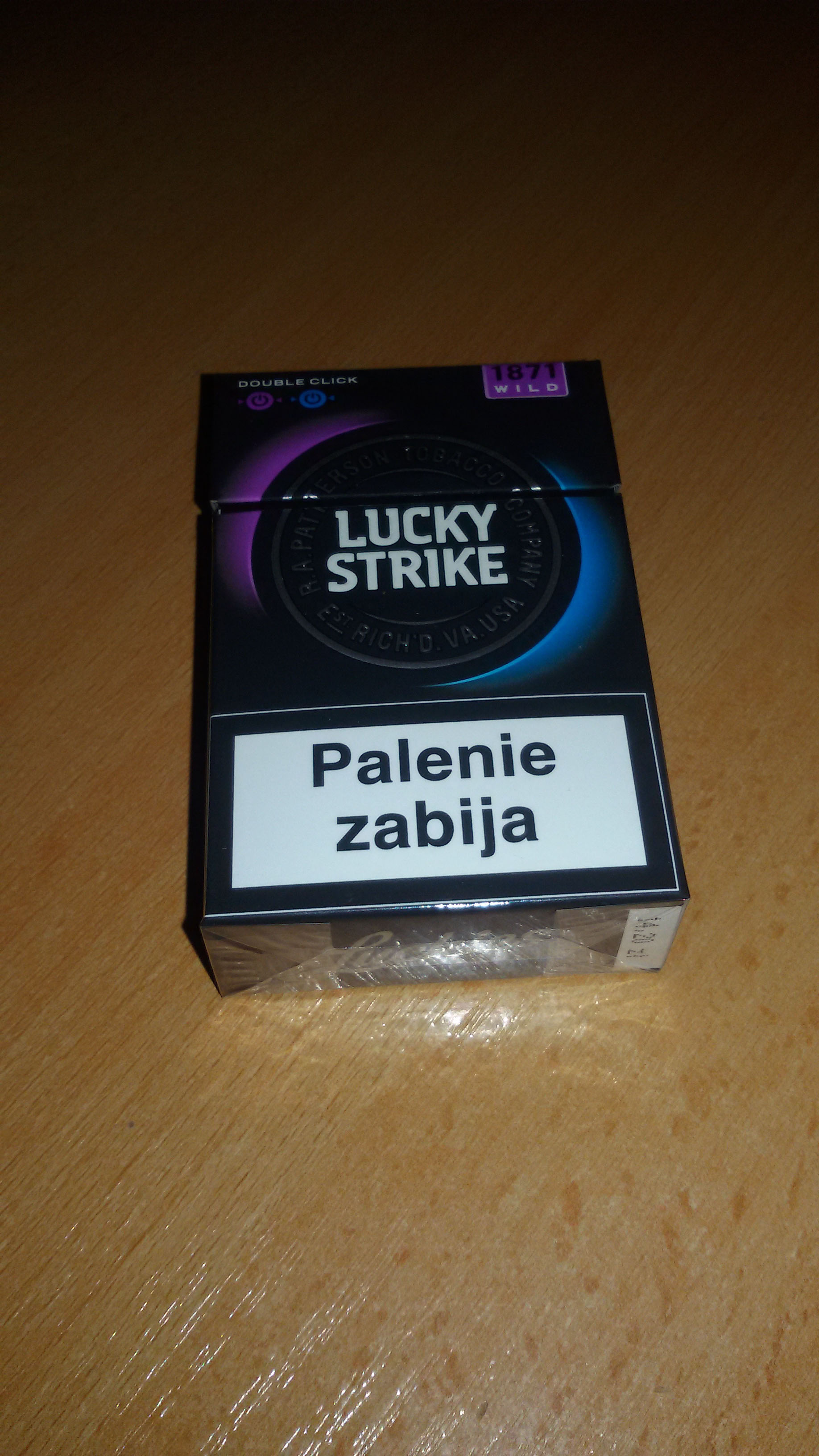 Lucky Strike Double Click Wild