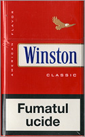 Winston Red (Classic) Cigarettes 10 cartons
