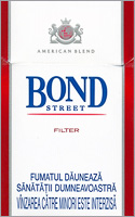 Bond Classic cigarettes 10 cartons