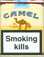 Camel Non Filter Cigarettes 10 cartons