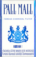 Pall Mall Lights (Blue) Cigarettes 10 cartons