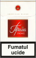Prima Lux Red Cigarettes 10 cartons