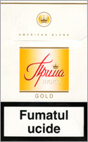 Prima Lux Gold Cigarettes 10 cartons
