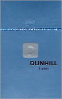 Dunhill Lights (Blue) Cigarettes 10 cartons