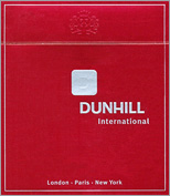 Dunhill International Cigarettes 10 cartons