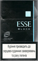 Esse Black NanoKings(mini) Cigarettes 10 cartons