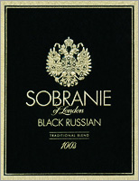 Sobranie Black Russian Cigarettes 10 cartons