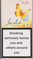STYLE JADE SUPER SLIMS AROME Cigarettes 10 cartons
