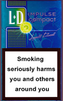 LD COMPACT IMPULSE cigarettes 10 cartons