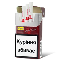 LD Compact Red Cigarettes 10 cartons