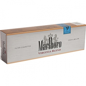 Marlboro Virginia Blend Kings cigarettes 10 cartons