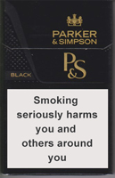 Parker&Simpson Black Cigarettes 10 cartons
