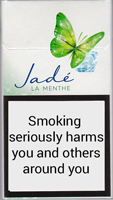 STYLE JADE SUPER SLIMS MENTHE cigarettes 10 cartons