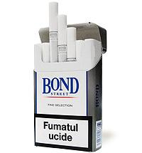 Bond Fine Selection cigarettes 10 cartons