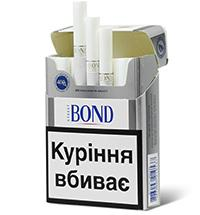 Bond Street 25 Special Silver cigarettes 10 cartons