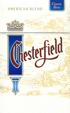Chesterfield Blue (Lights) Cigarettes 10 cartons