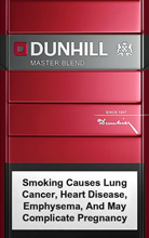 DUNHILL MASTER BLEND (RED) cigarettes 10 cartons