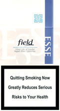 ESSE Super Slims Field 100`s Cigarettes 10 cartons