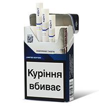 Kent HD Blue 6 Cigarettes 10 cartons