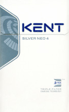 Kent Super Lights Nr. 4 (Neo) Cigarettes 10 cartons