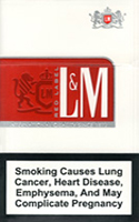 L&M RED (RED LABEL) cigarettes 10 cartons