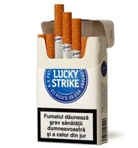Lucky Strike Luckies Blue Cigarettes 10 cartons
