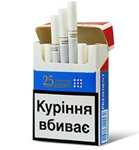 President 25 Special Stars Edition Cigarettes 10 cartons