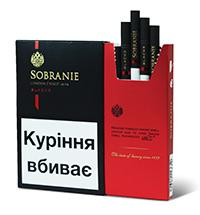 Sobranie SuperSlims Black Cigarettes 10 cartons