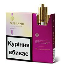 Sobranie SuperSlims Gold Cigarettes 10 cartons