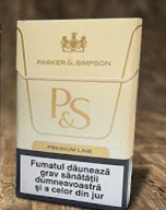 Parker&Simpson White Cigarettes 10 cartons