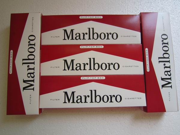 Marlboro Red Cigarettes Regular In Coupons 15 Cartons