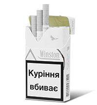 Winston XStyle silver Cigarettes 10 cartons